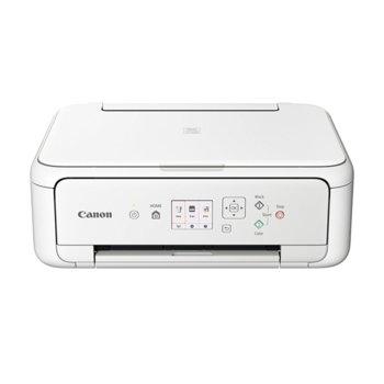 Мултифункционално мастиленоструйно устройство Canon PIXMA TS5151, цветен принтер/копир/скенер, 4800 x 1200 dpi, 29 стр/мин, USB, Wi-Fi, Bluetooth, двустранен печат, A4 image