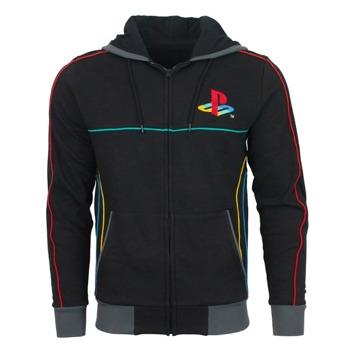 Суитшърт Inspired by PlayStation Original Logo, размер M, черен image