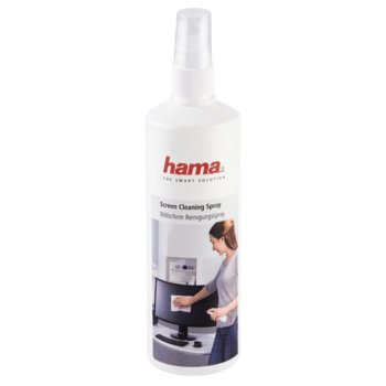Почистващ спрей Hama 113807, за TFT/LCD/PDA дисплеи, 250 мл image