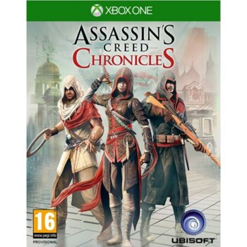 Assassins Creed Chronicles Pack product