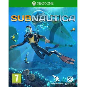 Игра за конзола Subnautica, за Xbox One image