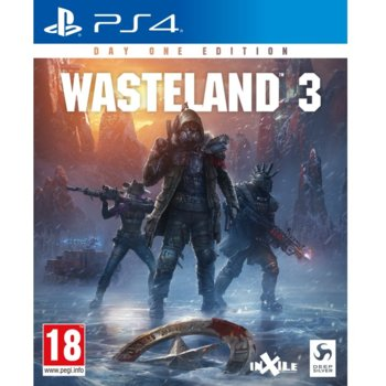 Игра за конзола Wasteland 3, за PS4 image