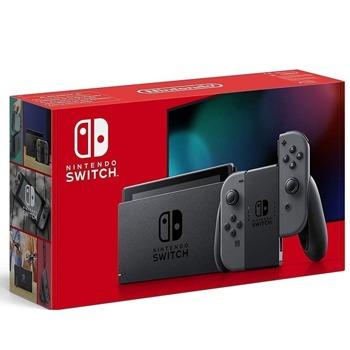Конзола Nintendo Switch, 32GB, сива image