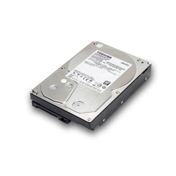 """Твърд диск 2TB Toshiba DT01ACA Series, SATA 6Gb/s, 7200rpm, 64MB, 3.5"""" (8.89 cm) image"""