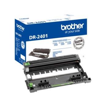 БАРАБАН ЗА Brother DCP-L2512D/DCP-L2532DW/DCP-L2552DN/HL-L2312D/HL-L2352DW/HL-L2372DN/MFC-L2712DN/MFC-L2712DW/MFC-L2732DW- Black - P№ DR-2401 - заб.:12 000k image