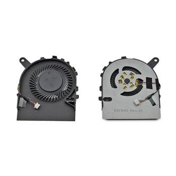 Вентилатор за DELL Inspiron 14 7460, 7472, 5V, 0.5A, 4 pin image