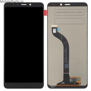 Дисплей за Xiaomi Redmi 5 с тъч, оригинален, черен image