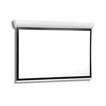 Екран Avers AKUSTRATUS 2 24-14 MG BB, за стена/таван, Matt Grey, 2400 x 1540 мм, 16:10 image