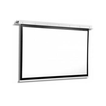 Екран Avers CONTOUR 35-26 MWP BB, за стена/таван, Matt White P, 3500 x 2650 мм, 4:3 image