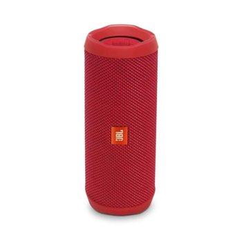 JBL Flip Wireless 4 (JBLFLIP4REDAM) Red product