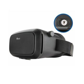 Trust Exos Plus Virtual Reality Glasses 21534