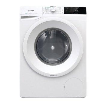 Перална машина Gorenje WEI72S3S, клас A+++, 7 кг. капацитет на пералня, 1200 оборота, свободностояща, 60cm. ширина, 16 програми, SterilTub функция, LED дисплей, бяла image