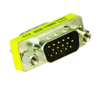 Преходник VCom CA081, VGA(м) към VGA(м) image