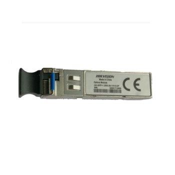 SFP модул HikVision HK-SFP-1.25G-20-1310-DF, 2x LC, до 20км, single-mode image