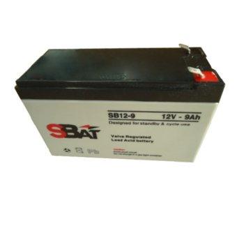 Акумулаторна батерия SBat, 12V, 9Ah product