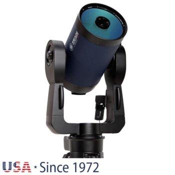 Телескоп Meade LX200 10 f/10 ACF без триножник, 8x50 mm с решетка с кръстче оптично увеличение, 254mm диаметър на лещата, 2500mm фокусно разстояние image