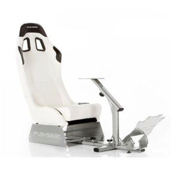 Геймърски стол Playseat Evolution, бял image