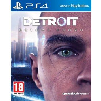 Игра за конзола Detroit: Become Human, за PS4 image