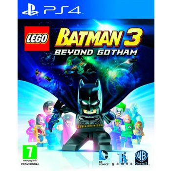 Игра за конзола LEGO Batman 3: Beyond Gotham, за PlayStation 4  image