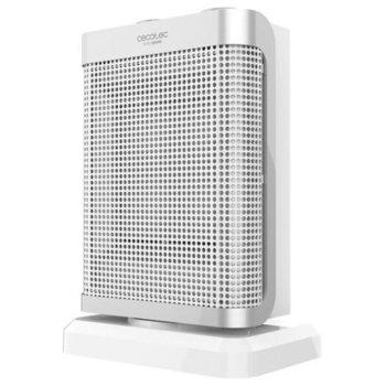 Керамична вентилаторна печка Cecotec Ready Warm 6100, 1500 W, 3 режима на работа, WarmSpace, бял image