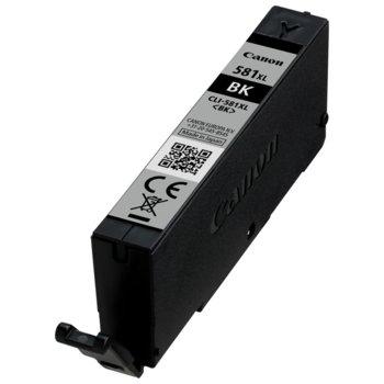 Глава за Canon PIXMA TS9155/TS9150/TS8150/TS8151/TS8152 - CLI-581 XL- Black - 8.3ml image