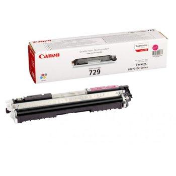 Касета за Canon LBP 7018C/LBP7010C - Magenta - P№ CRG-729M - CR4368B002 - Заб.: 1 000k image