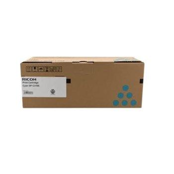 Касета за Ricoh SP C231/C232/C310/C311/C312 - Magenta - Type SPC310E - P№ 406350 - Заб.: 2 000k image