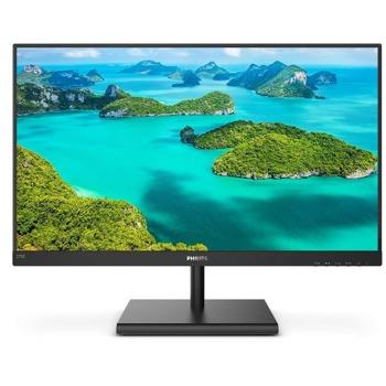 """Монитор Philips 275E1S, 27"""" (68.58 cm) IPS панел, WQHD, 4ms, 250cd/m2, DisplayPort, HDMI, VGA image"""