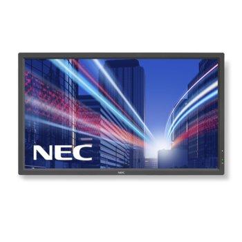 """Публичен дисплей NEC V323-3, 32"""" (81.28 cm) Full HD, HDMI, VGA, DVI-D, DisplayPort, RS232 image"""