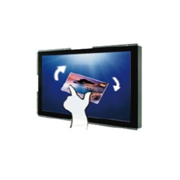 "Дисплей Winmate W10L100-POA1, тъч дисплей, 10.1"" (25.65 cm), WUXGA, HDMI, VGA image"