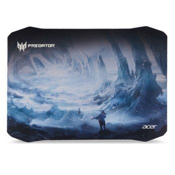 Подложка за мишка Acer Predator PM712, гейминг, черна, M размер image