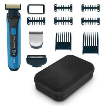 Тример Rowenta Forever Sharp Ultimate, ножчета от неръждаема стомана, до 120 минути време на работа, син image