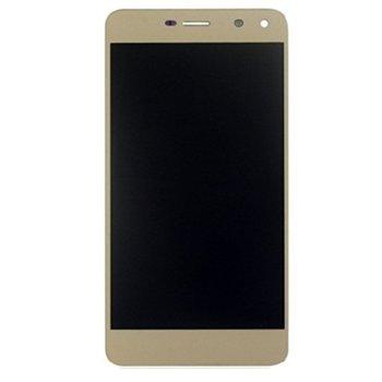 Дисплей за Huawei Y5 2017 / Y6 2017 LCD, с тъч,златист image