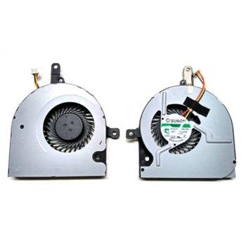 Вентилатор за лаптоп, съвместим с Toshiba Satellite C55-B C55T-B C50G-B image