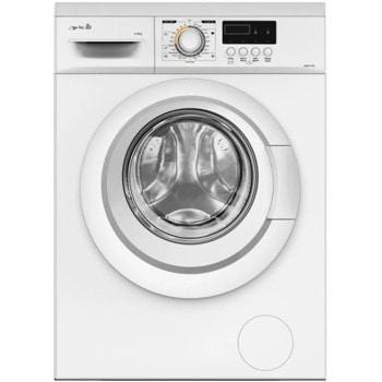 Пералня Arielli AWM-6108N, 6 кг. капацитет на пералня, 1000 оборота в минута, 23 програми, свободностояща, регулируема температура, 59.5 cm, бяла image