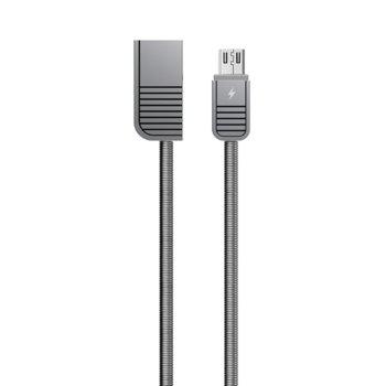 Кабел за данни Remax Linyo RC-088m, от USB A (м) към Micro USB (м), размер на кабела 1.0м, различни цветове image