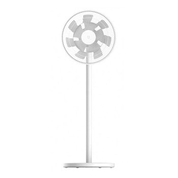 Настолен вентилатор Xiaomi Mi Smart Standing Fan 2 EU, 4 скорости, 35.5 cm диаметър, 15W, бял image