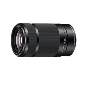 Обектив Sony SEL-55210, E 55-210mm F4.5-6.3 OSS, черен image