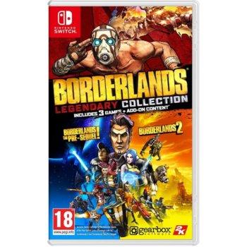 Игра за конзола Borderlands Legendary Collection, за Nintendo Switch image
