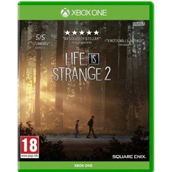 Игра за конзола Life Is Strange 2, за Xbox One image