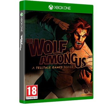The Wolf Among Us product