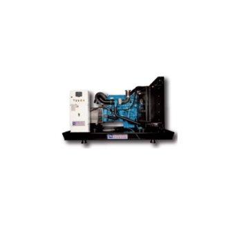 Дизелов генератор KJ POWER KJP 10, трифазен, двигател PERKINS, алтернатор SINCRO, 10kVA/8kW, 60л резервоар, без кожух image