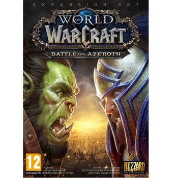 Игра World of Warcraft: Battle for Azeroth, за PC image