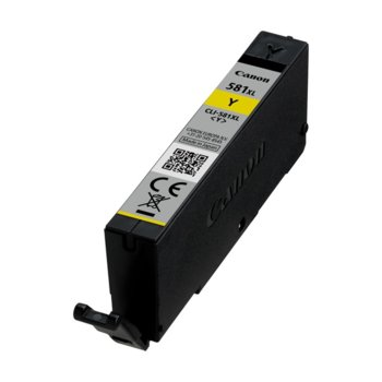Глава за Canon PIXMA TS9155/TS9150/TS8150/TS8151/TS8152 - CLI-581 XL- Yellow - 8.3ml image