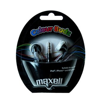 MAXELL color BUDS тапи (Black) product