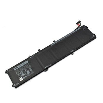 Батерия (оригинална) за DELL XPS, съвместима с модели 15 9550 Precision 5510 4GVGH 4кл, 11.4V 4 cell 7400mAh image
