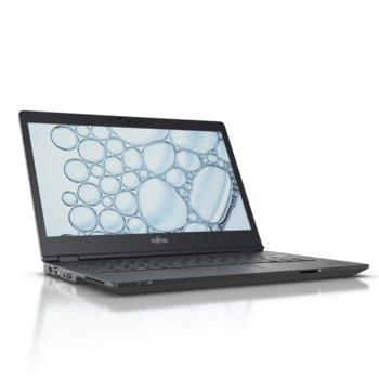 """Лаптоп Fujitsu LIFEBOOK U7410 (VFY:U7410M172FBA), четириядрен Comet Lake Intel Core i7-10510U 1.8/4.9 GHz, 14"""" (35.56 cm) Full HD IPS Anti-Glare Display, (DP), 16GB DDR4, 512G SSD, 1x Thunderbolt 3, Windows 10 Pro image"""