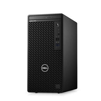 Настолен компютър Dell OptiPlex 3080 MT (N209O3080MTAC_UBU-14), шестядрен Comet Lake Intel Core i5-10505 3.2/4.6 GHz, 8GB DDR4, 1TB HDD, 4x USB 3.2, Linux image
