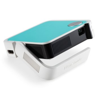 Мини проектор ViewSonic M1 mini, DLP, WVGA, 120000:1, 120lm, HDMI, USB, Micro USB image