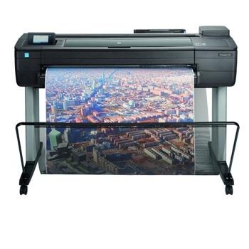 "Плотер HP DesignJet T730 36""(91.44cm), 2400 x 1200 dpi, 25 sec/page image"